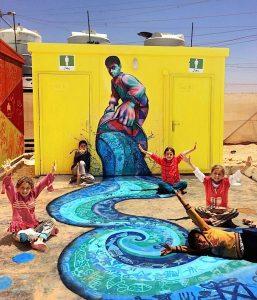 Za'atari Syrian Refugee Camp